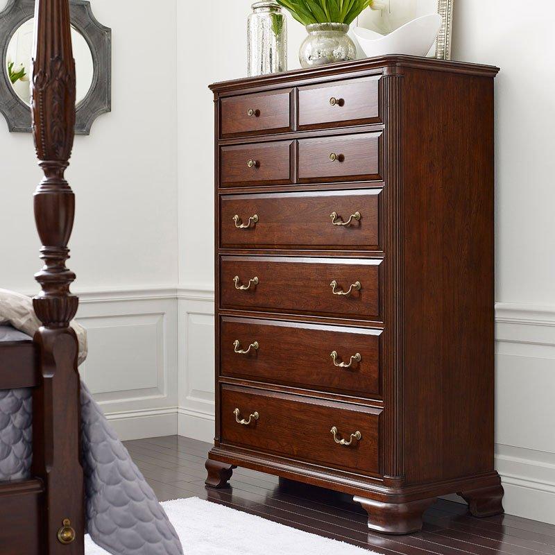 Hadleigh drawer chest kincaid furniture furniture cart - Kincaid bedroom furniture for sale ...