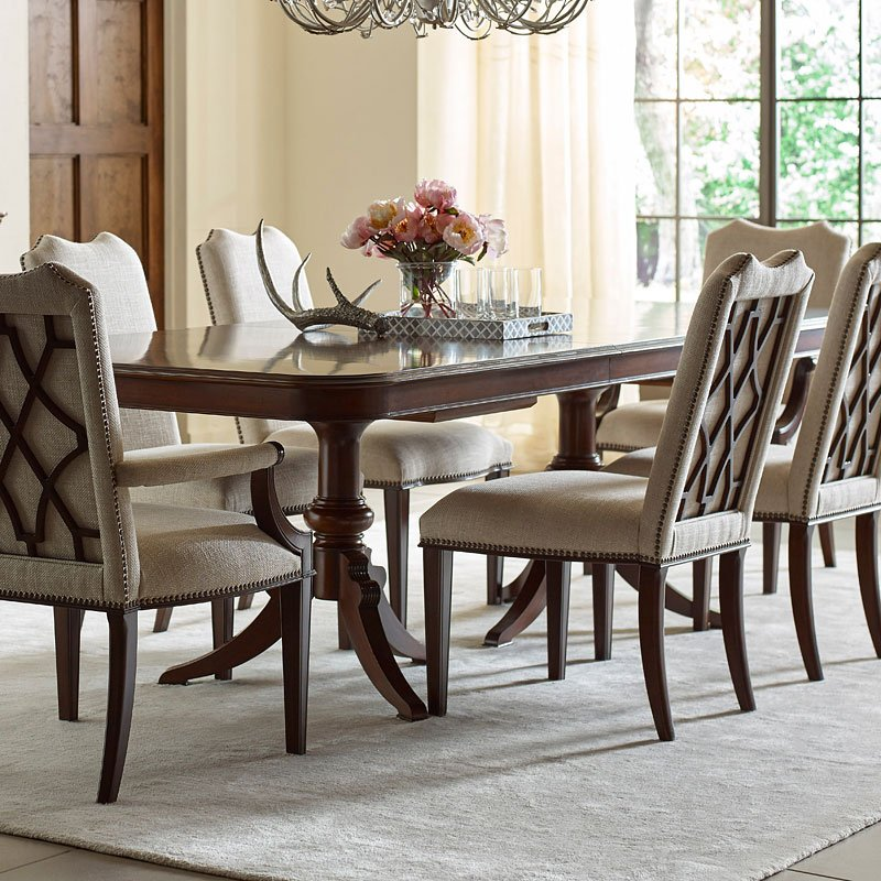 Dazzelton Dining Room Table: Hadleigh Rectangular Dining Table Kincaid Furniture