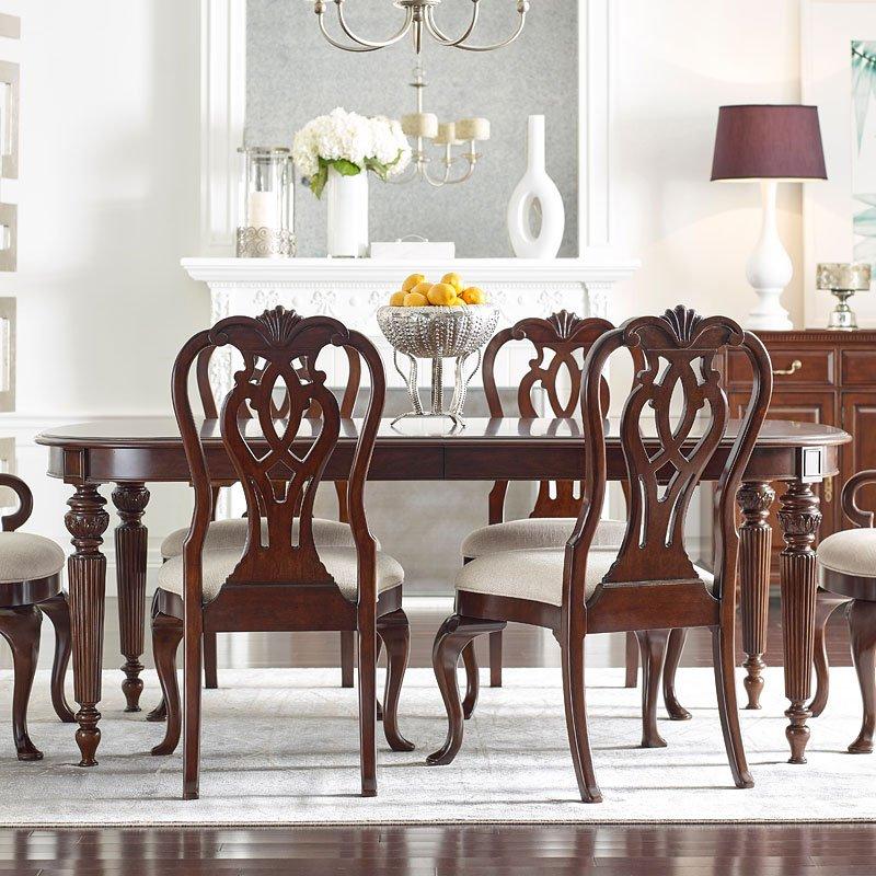 Hadleigh Oval Dining Table