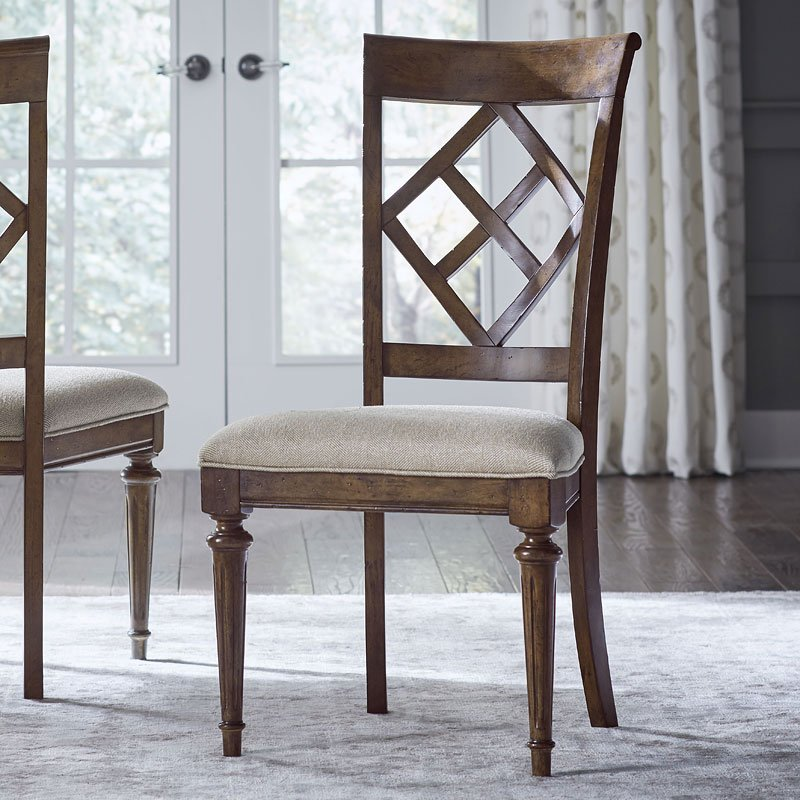 Latham Diamond Back Side Chair Set Of 2 Legacy Classic