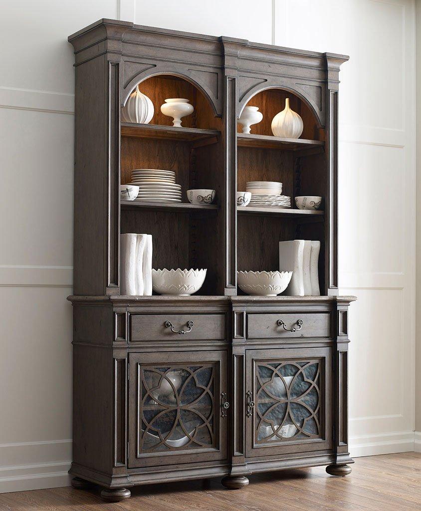 Ashley Furniture In Macon Ga: Greyson Grant Round Dining Set W/ Fulton Chairs Kincaid