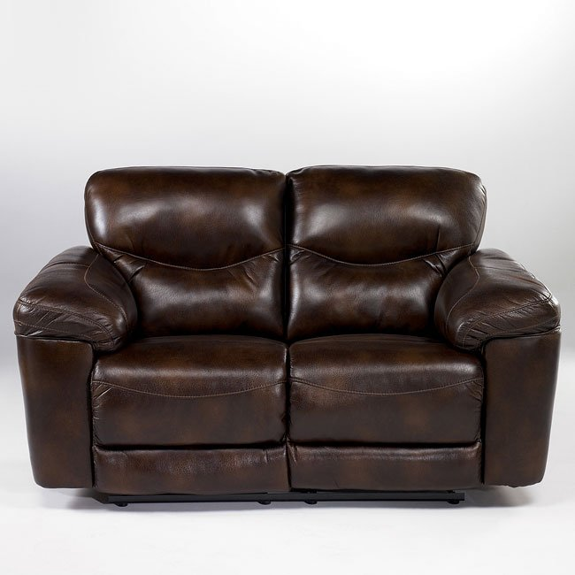 Colby - Harness Reclining Loveseat