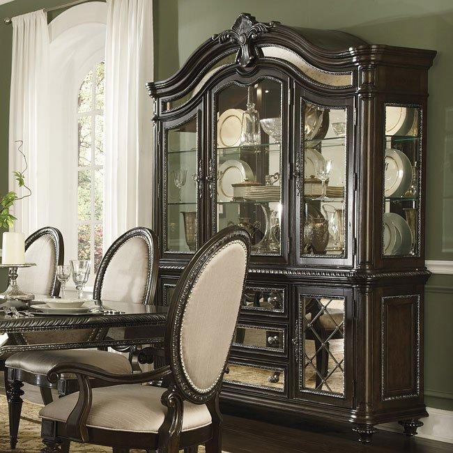 pulaski furniture dining room set | Reflexions Dining Room Set Pulaski Furniture | Furniture Cart