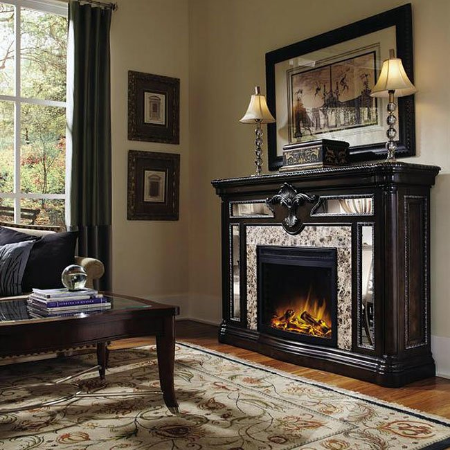 Reflexions Electric Fireplace Mantel