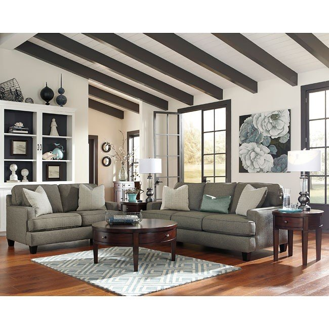 Shoshana Mineral Living Room Set