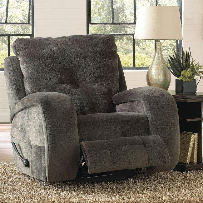 Felton Power Reclining Living Room Set Catnapper