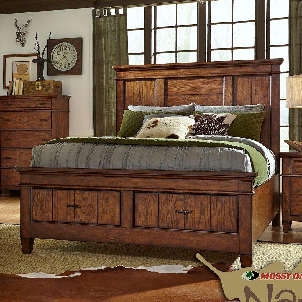 Rocky Mountain Storage Bed Liberty Furniture Furniture Cart