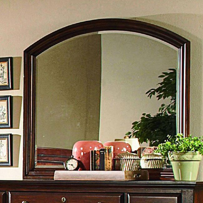 Georgetown Dresser Mirror (Cherry)