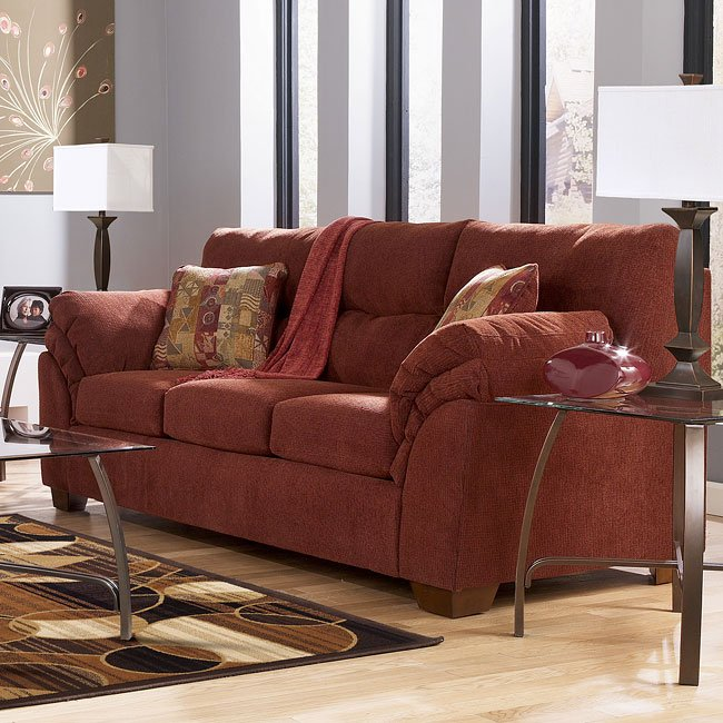 Hudson - Chianti Full Sofa Sleeper