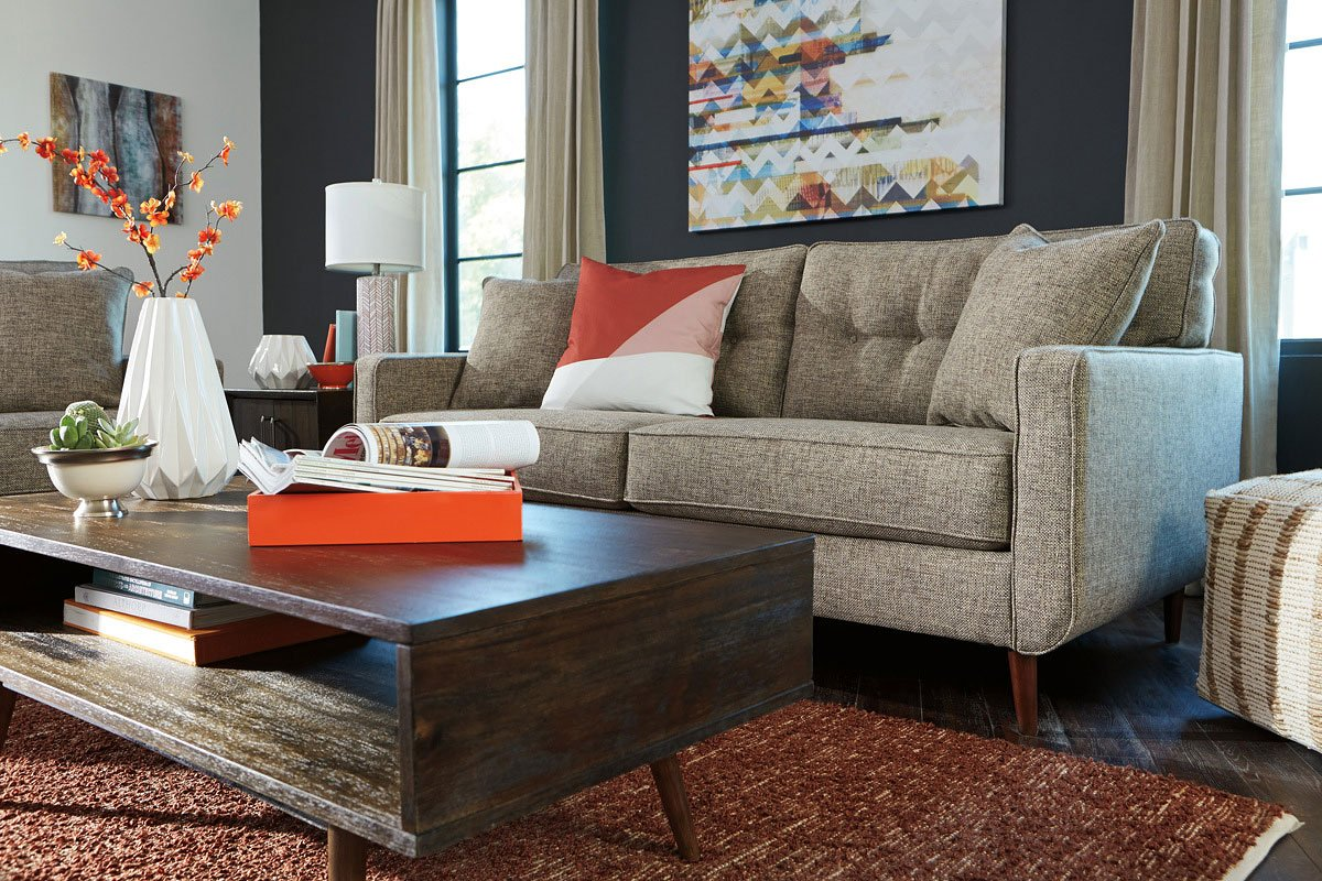 Chento Jute Living Room Set Signature Design By Ashley