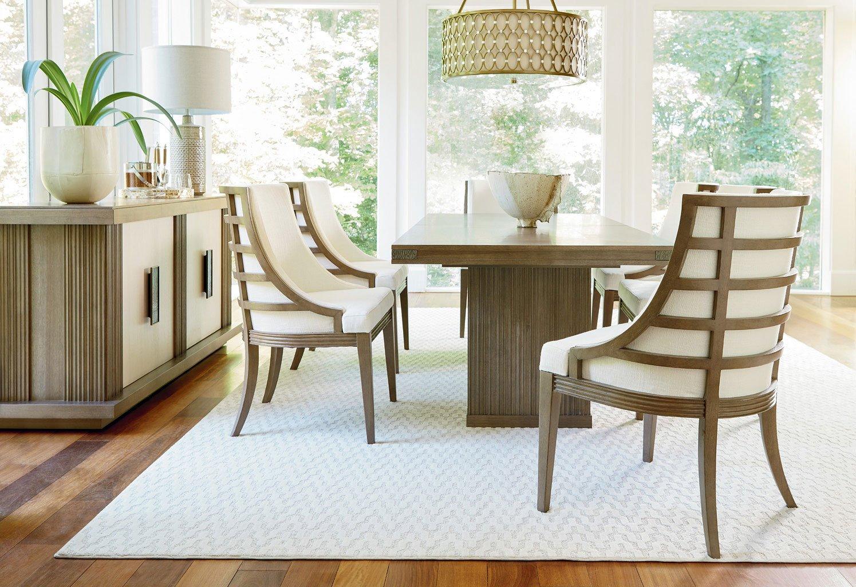 Synchronicity Rectangular Dining Room Set Universal Furniture | Furniture Cart