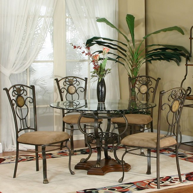 Allegro Round Dining Room Set