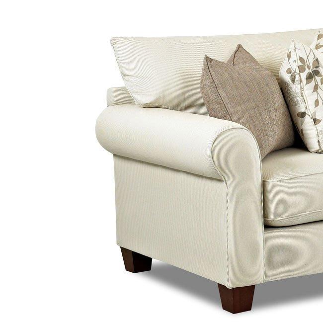 Hideaway Chair (Rift Dove)