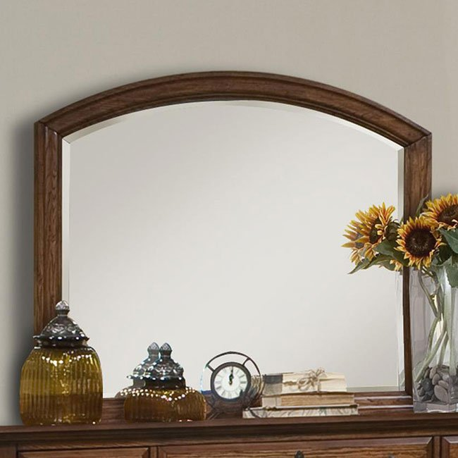 Georgetown Dresser Mirror (Oak)