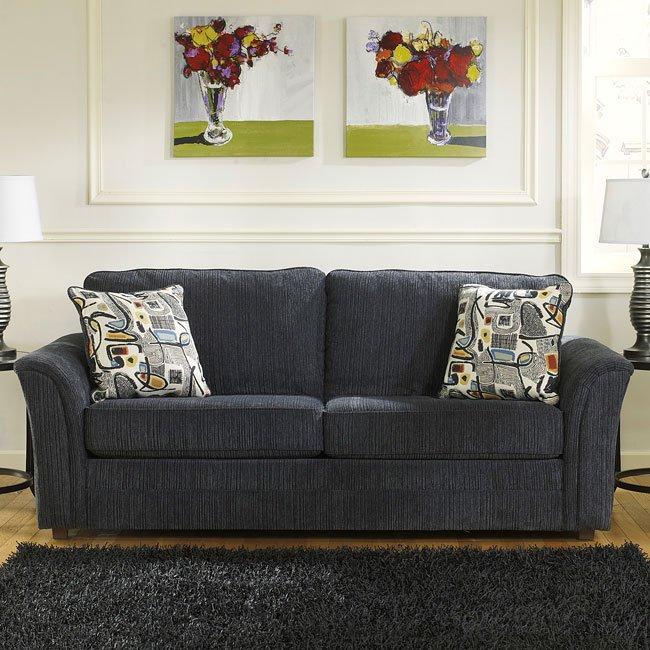 Devante Slate Sofa
