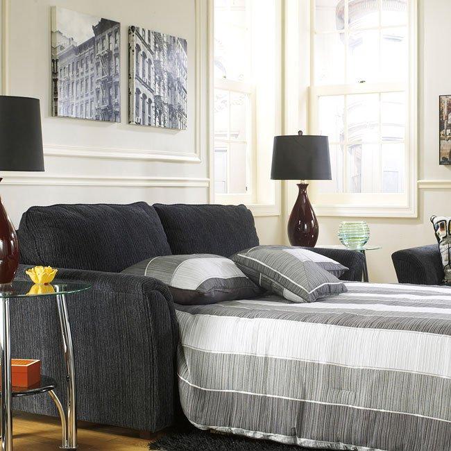 Devante Slate Queen Sofa Sleeper