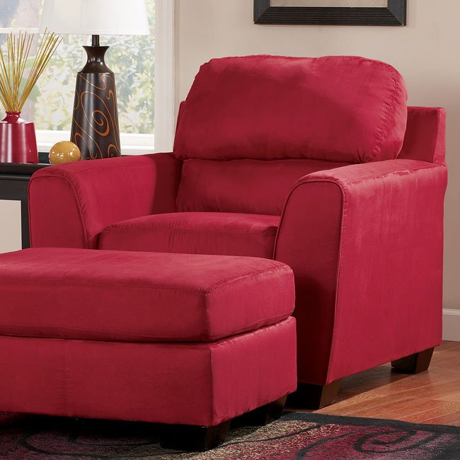 Thornton - Red Chair