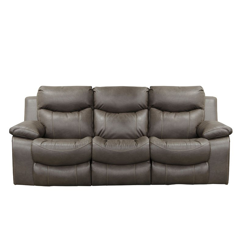 Connor Power Lay Flat Reclining Sofa W/ Power Headrest