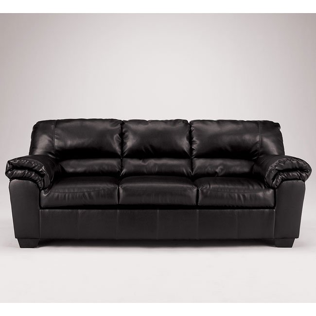 Commando - Black Sofa