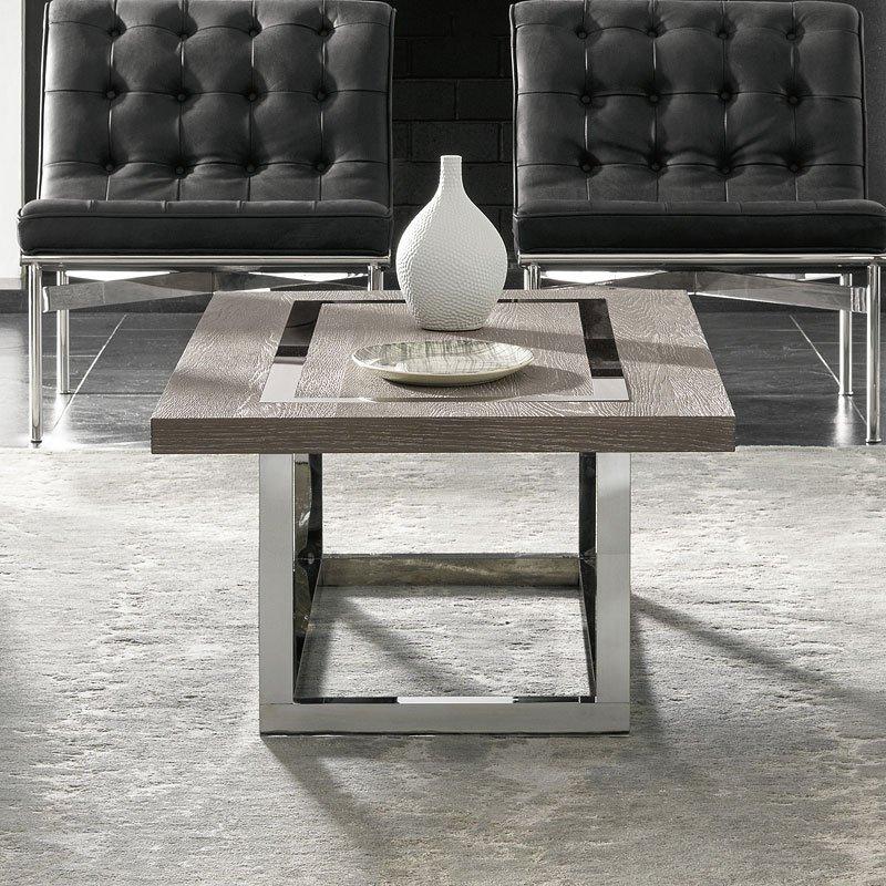 Delicieux Modern Wyatt Cocktail Table (Flint)