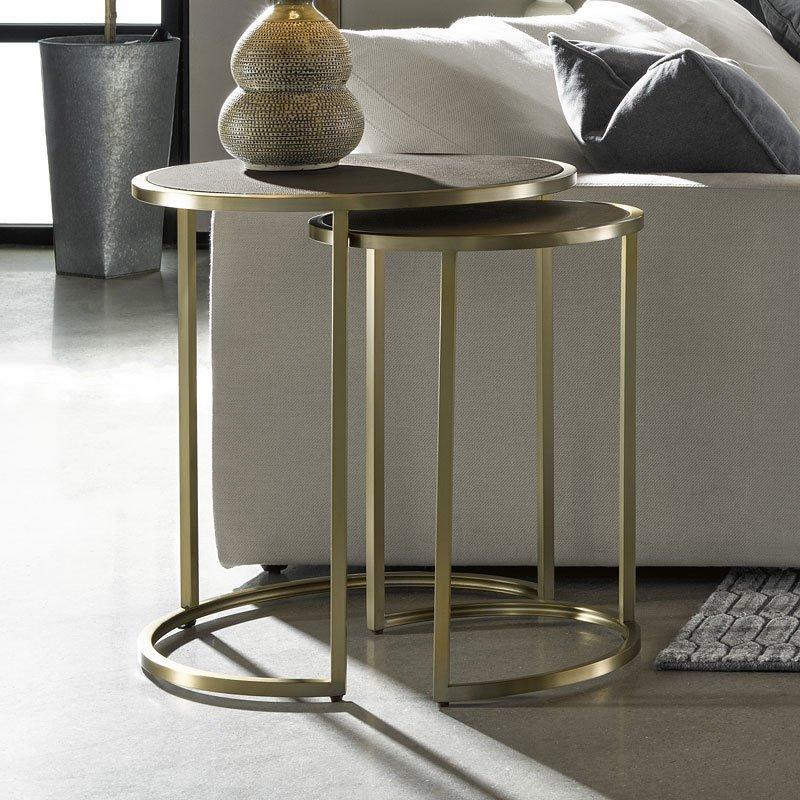 Abbey Jigsaw Bunching Table: Modern Bennett Bunching Tables Universal Furniture