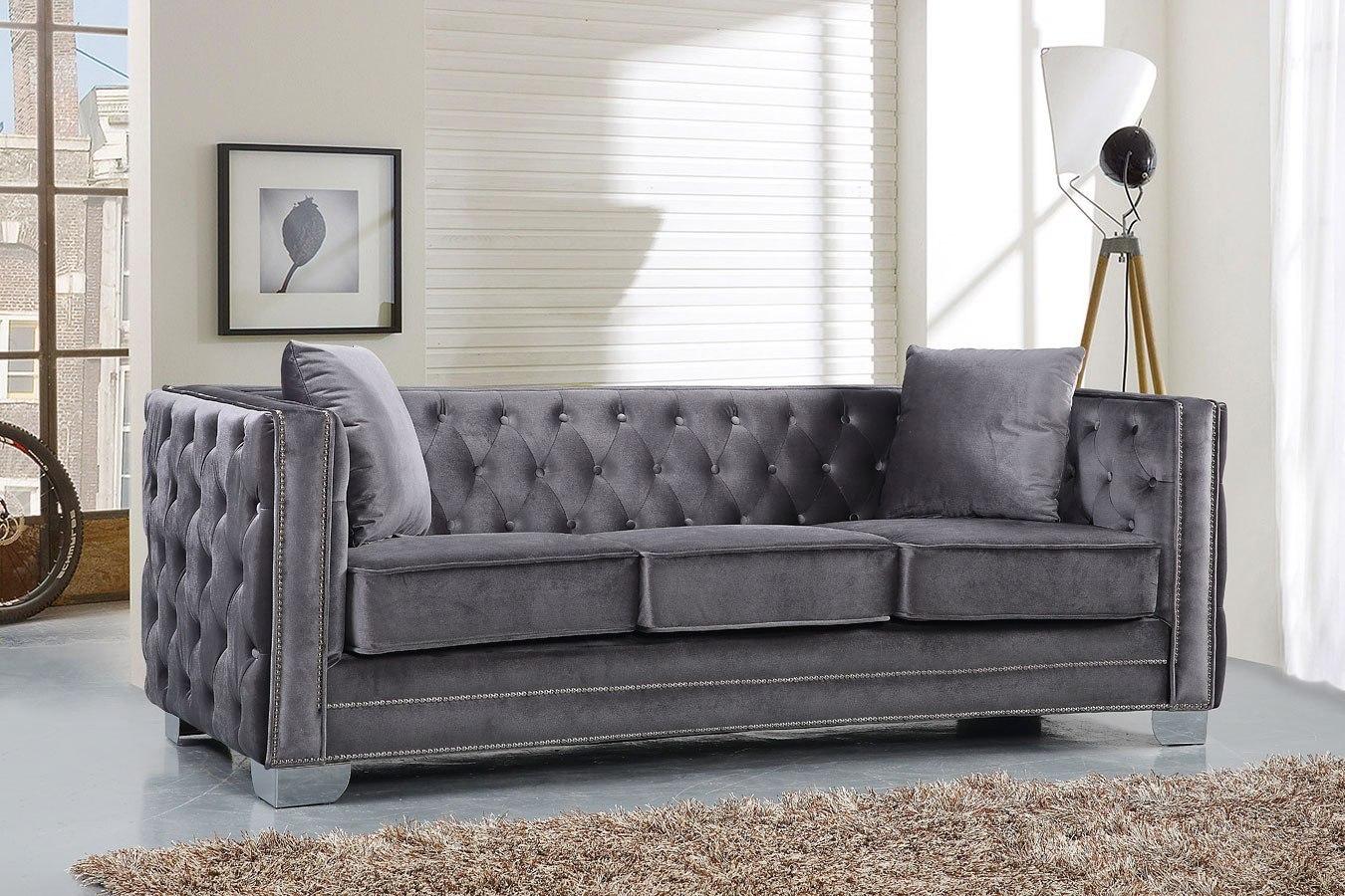 Reese Sofa (Grey)