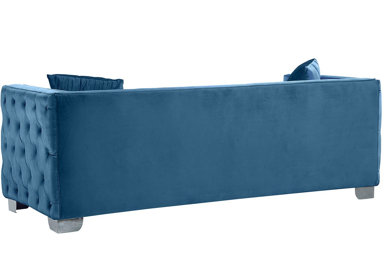 Reese Sofa (Light Blue)