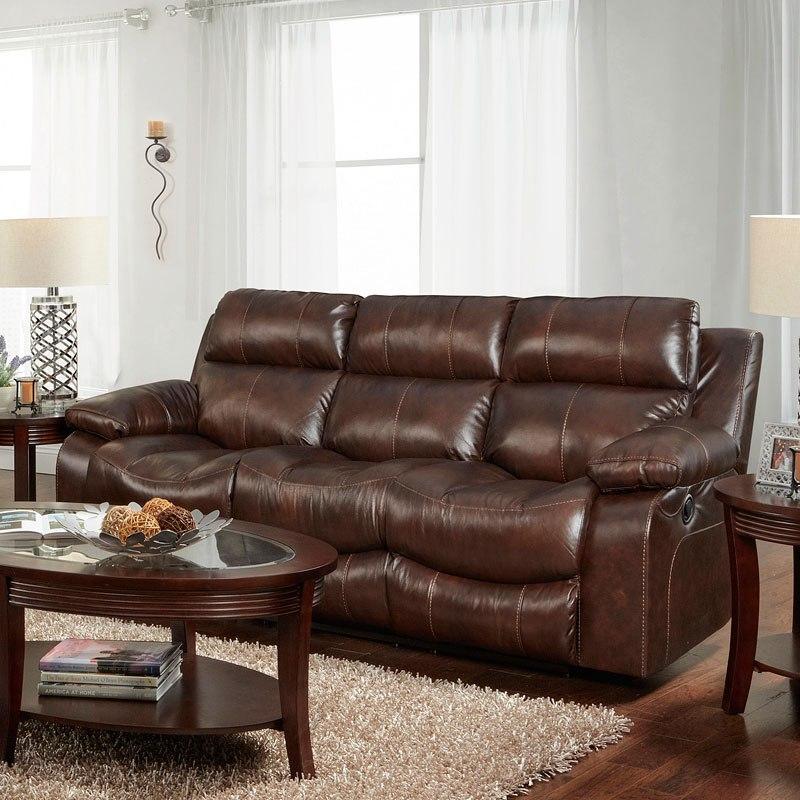 Astonishing Positano Power Reclining Sofa Cocoa Beutiful Home Inspiration Papxelindsey Bellcom