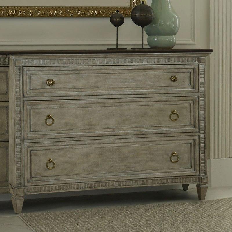 American Drew Furniture 654 308 R Katrine: Savona Katrine Panel Bedroom Set American Drew