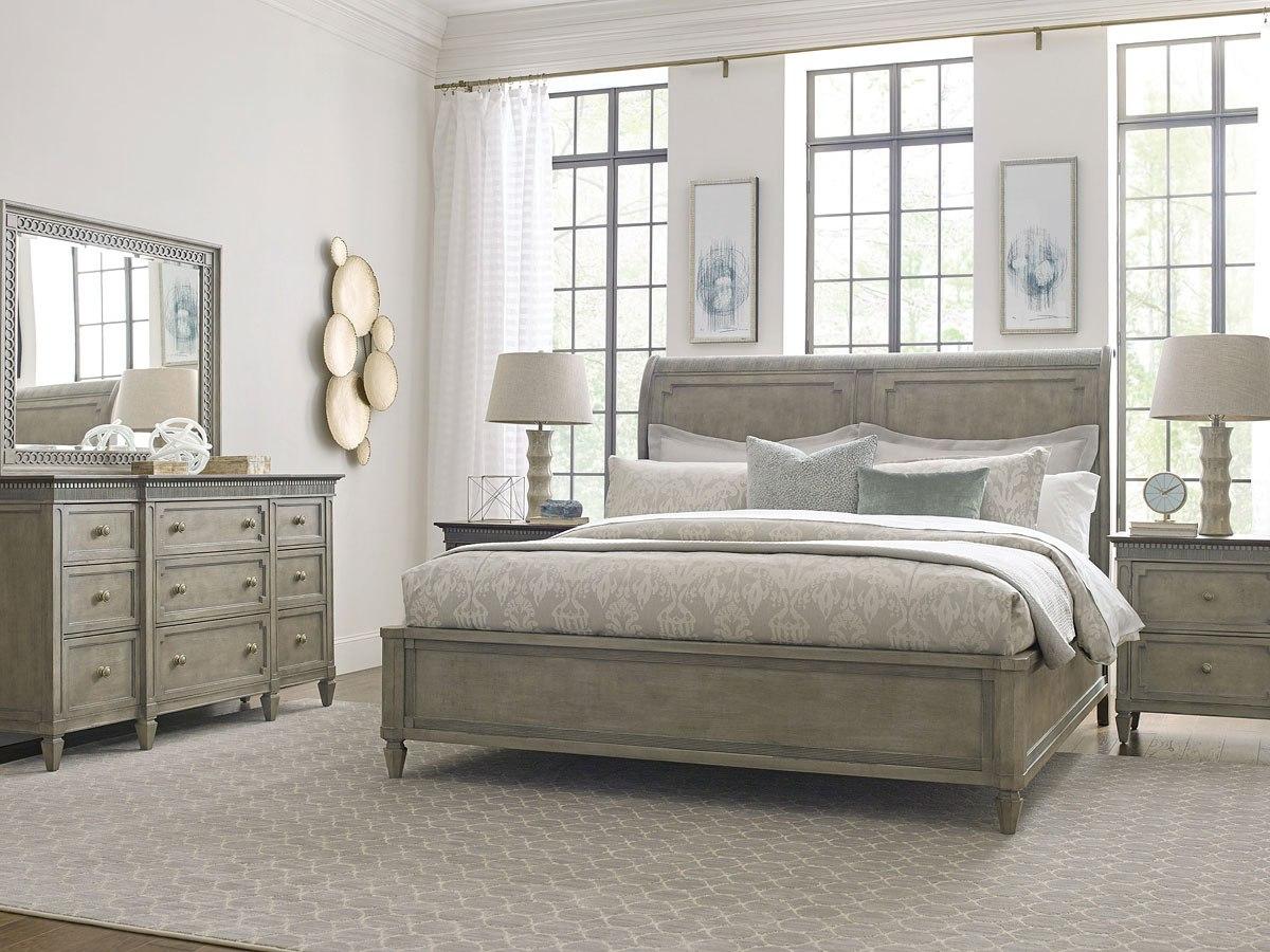 Savona Anna Sleigh Bedroom Set American Drew