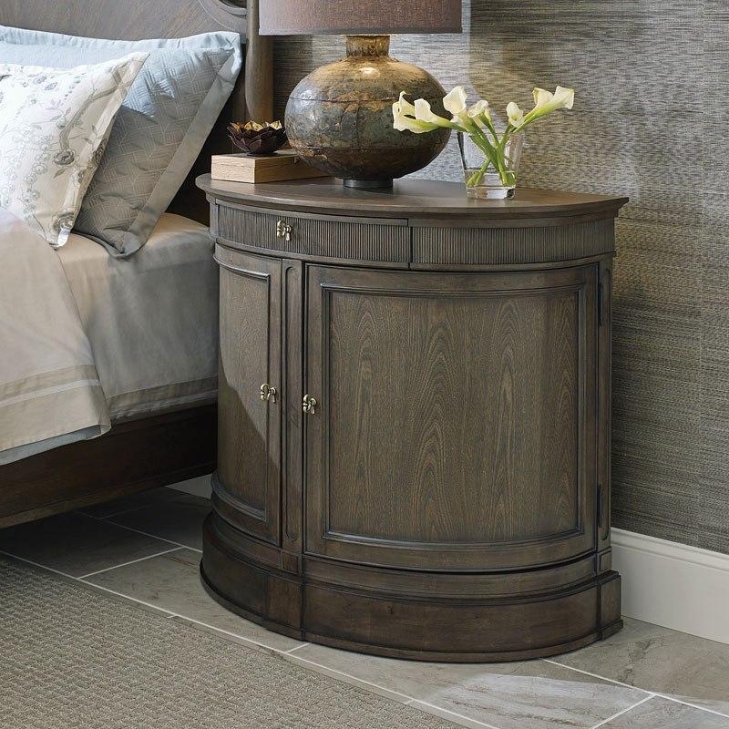 Savona Anna Sleigh Bedroom Set American Drew Furniture Cart