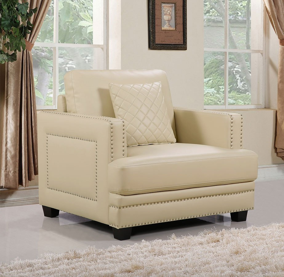 Ashley Furniture Meridian Idaho: Ferrara Living Room Set (Beige) Meridian Furniture
