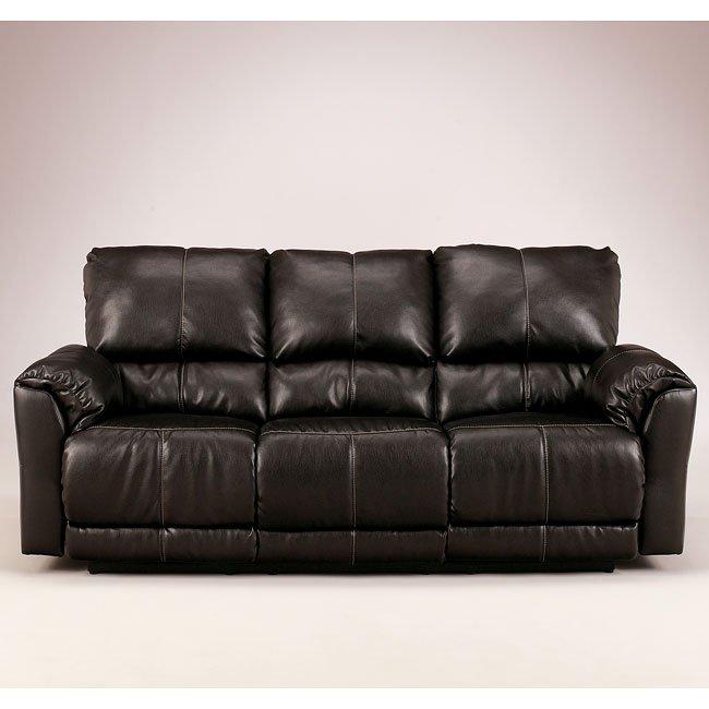 San Marco - Chocolate Reclining Sofa