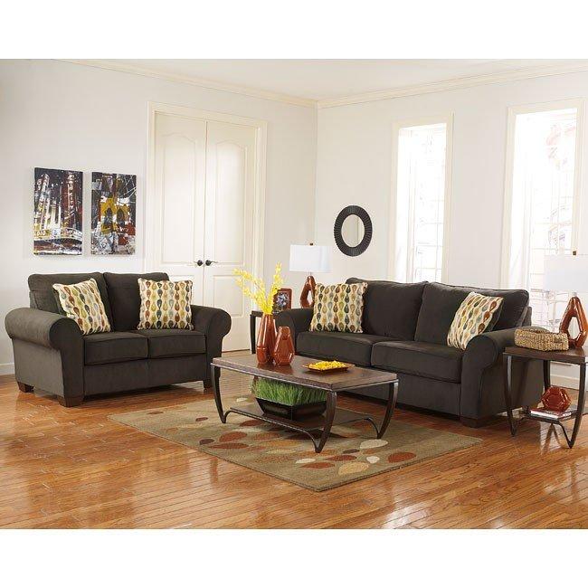 Deandre Java Living Room Set