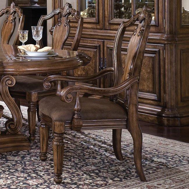 San Mateo Dining Room Set Pulaski Furniture Furniture Cart