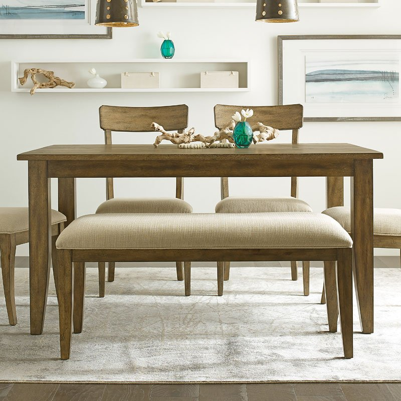 Remarkable The Nook 60 Inch Rectangular Dining Table Oak Alphanode Cool Chair Designs And Ideas Alphanodeonline