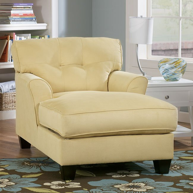 Kylee   Goldenrod Chaise