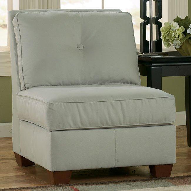 Collin - Spa Armless Chair