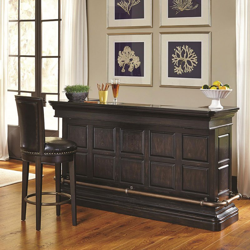 Burton Home Bar Set Pulaski Furniture 4 Reviews Furniture Cart
