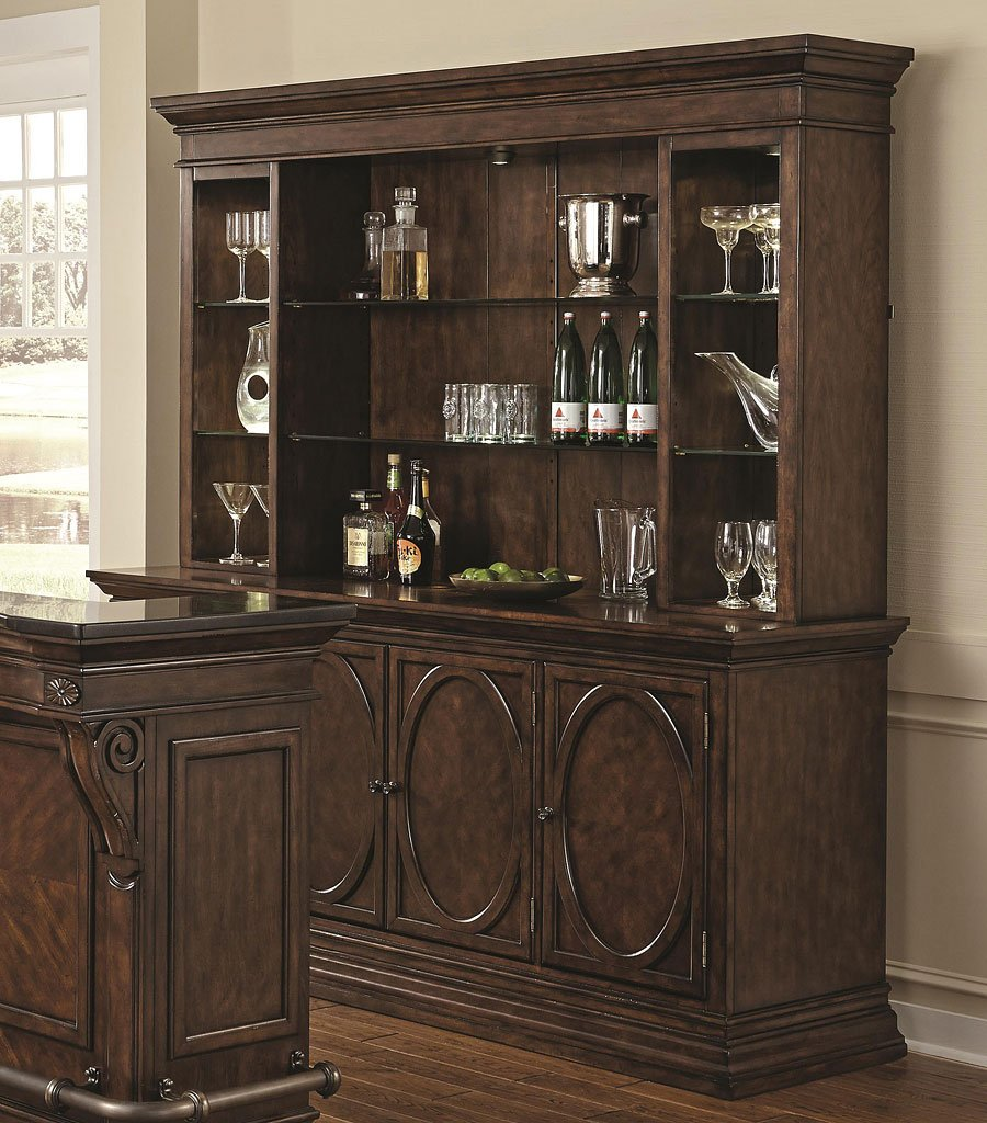 Home Bar Furniture: Westford Home Bar Set Pulaski Furniture