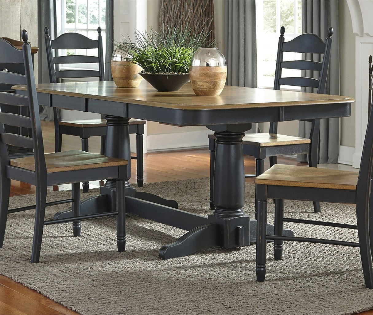 Dazzelton Dining Room Table: Springfield II Rectangular Dining Table Liberty Furniture