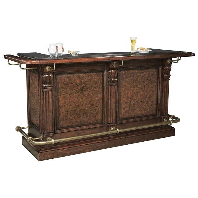 Cheers Home Bar Set Howard Miller Furniture Cart