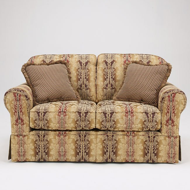 Abbey - Vintage Loveseat