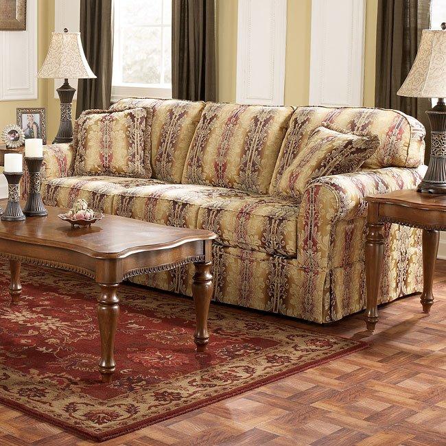 Abbey - Vintage Queen Sofa Sleeper