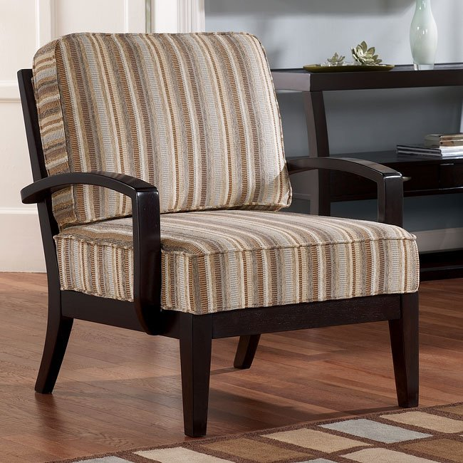 Park Heights - Sisal Showood Accent Chair