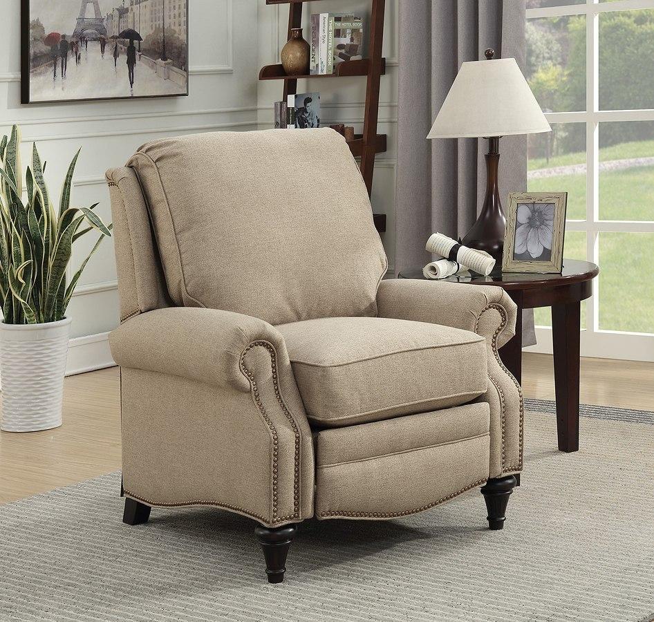 Avery Furniture: Avery Recliner (Sisal) BarcaLounger