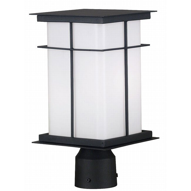 Mesa 1 Light Medium Post Lantern