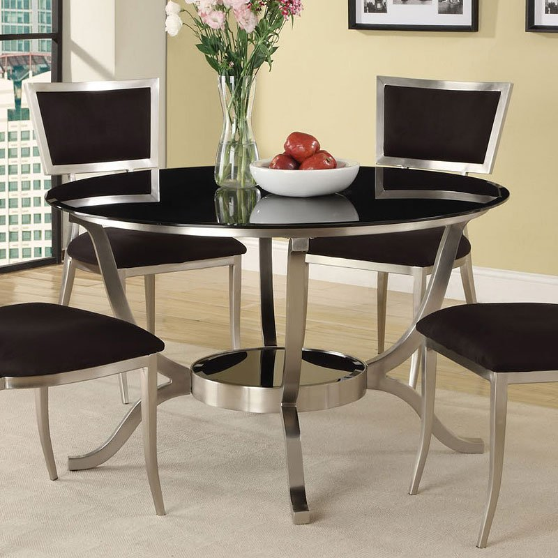 Abbott Dining Table By Acme Furniture