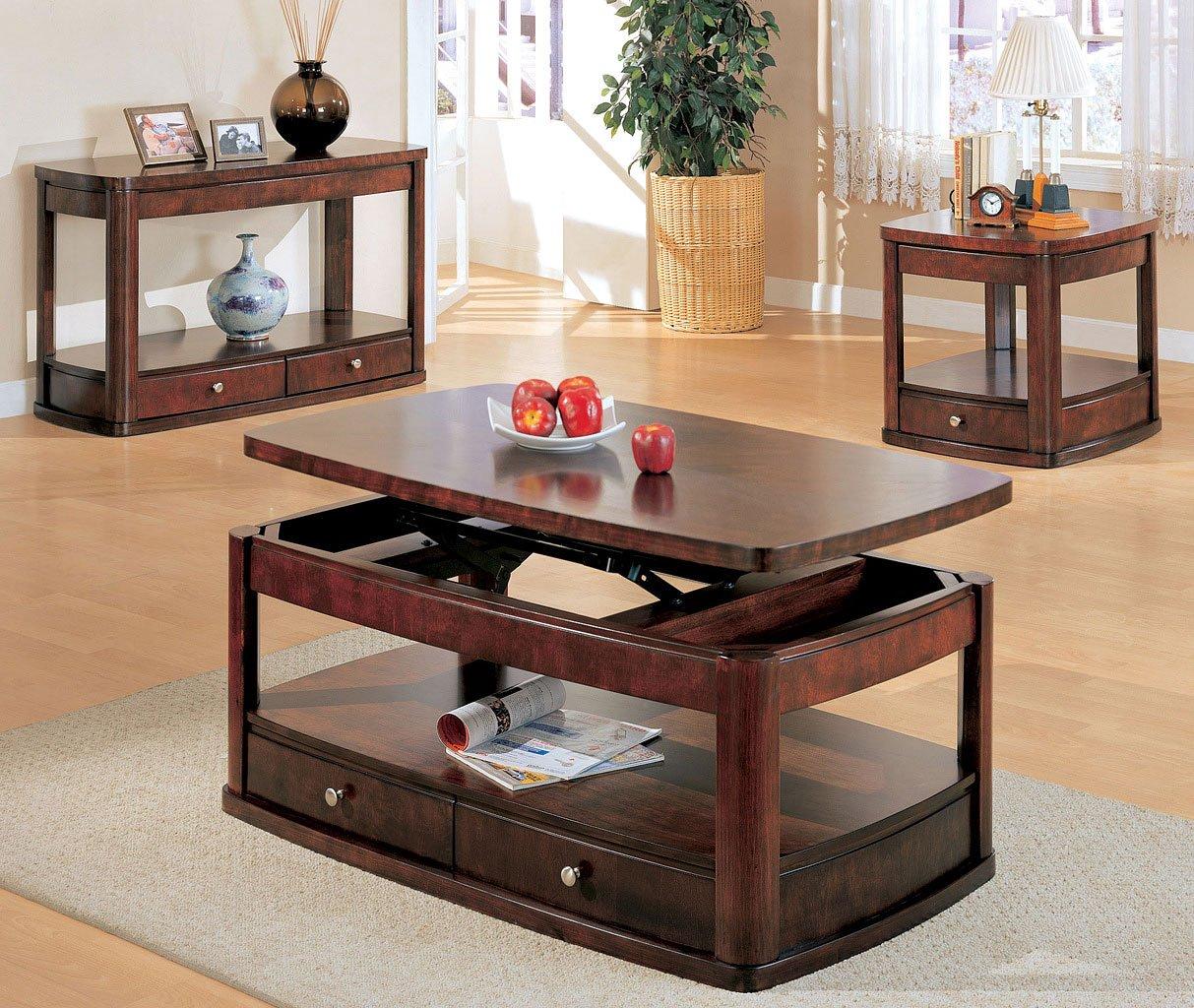 Evans Rectangular Occasional Table Set