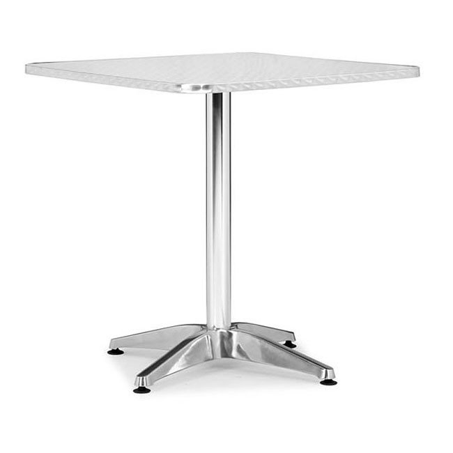 Christabel Outdoor Square Table (Aluminum)